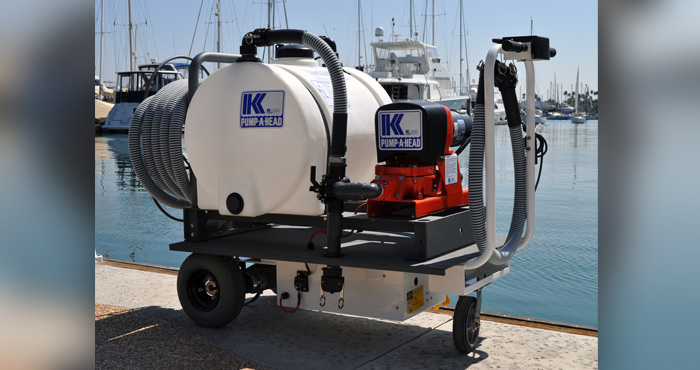 Portable Marine PumpOut Systems