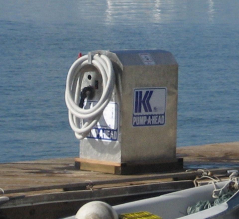 Dockside Pumpout