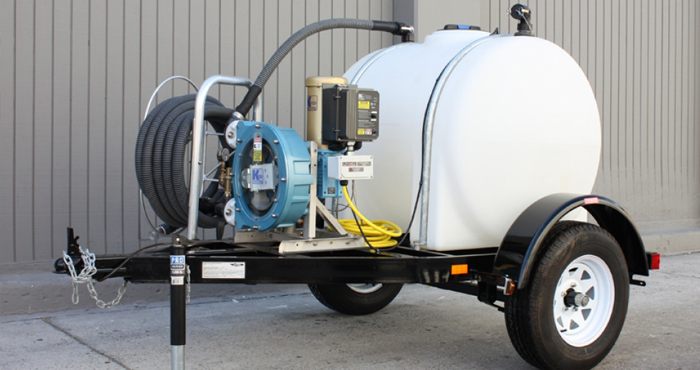 Trailer Mounted PumpOut Systems