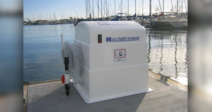 Dockside Marine PumpOut Systems