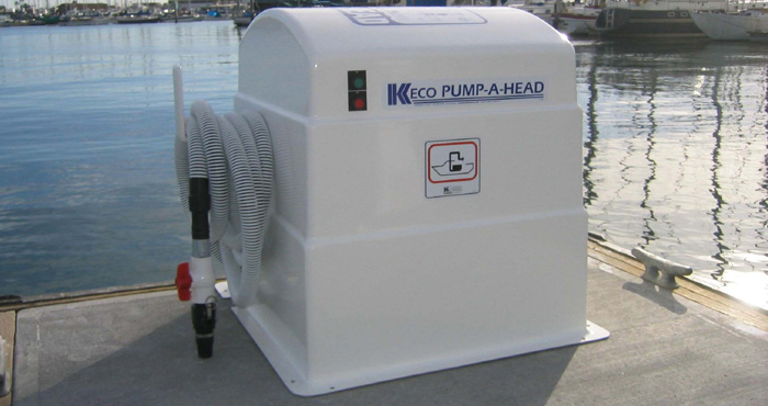Dockside PumpOut Systems