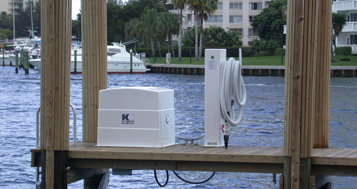 Remote Marine PumpOut Systems