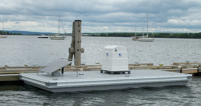 Marine PumpOut Barge