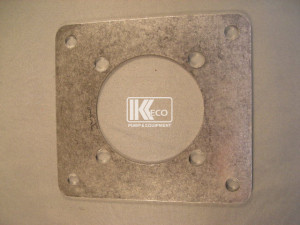 Stainless Steel Plate for Hydrant