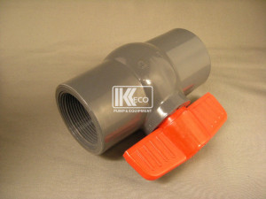 Suction Isolation Valve - Standard Duty