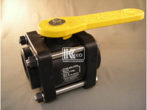 Suction Isolation Valve - Heavy Duty