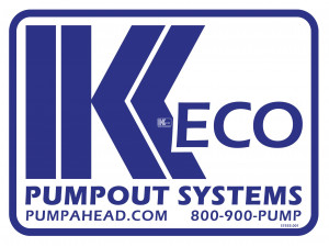 Keco PumpOut Systems - Large Decal
