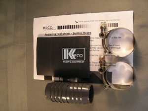 Suction Hose Repair Kit